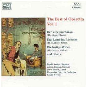 Hungarian Operetta Orchestra - Best Of Operetta Vol.1 (CD)