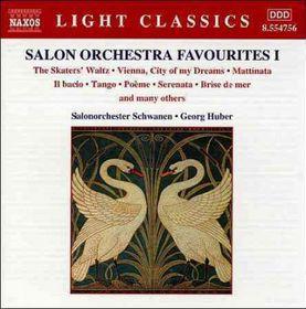 Salon Orchestra Favourites - Vol.1 - Various Artists (CD)