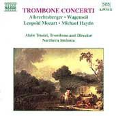 Trombone Concerti - Various Artists (CD)
