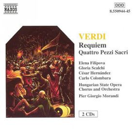 Verdi:Requiem - (Import CD)