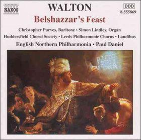 English Northern Philharmonia - Belshazzar's Feast (CD)