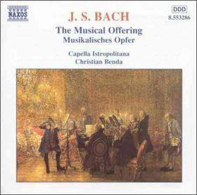 Capella Istropolitana - Musical Offering (CD)