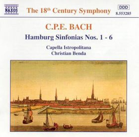 Capella Istropolitana - Hamburg Sinfonias (CD)
