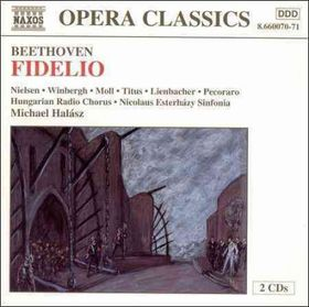 Glashof / Titus / Winbergh / Nielsen / Nicolaus Esterhazy Sinfonia - Fidelio (CD)