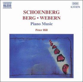 Berg - Piano Music (CD)