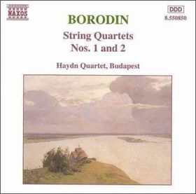 Haydn Quartet - String Quartets Nos. 1 & 2 (CD)