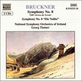 National Symphony Orchestra Of Ireland - Symphonies Nos 8 & 0 (CD)