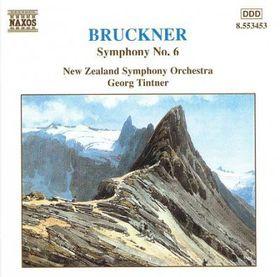 New Zealand Symphony Orchestra - Symphony No. 6 (CD)