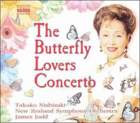 Chen Gang & Zhanhao - Butterfly Lover'S Concerto;Judd/Nishizak (CD)