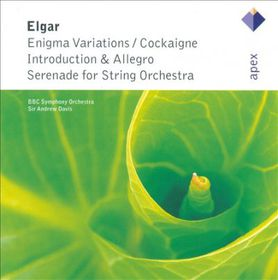 Elgar - Enigma Variations (CD)