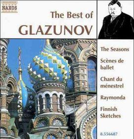Best Of Glazunov - Various Artists (CD)