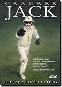 Crackerjack-Jack Russell Story - (Import DVD)