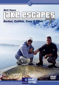 Matt Hayes - Lake Escapes - Carp, Catfish, Chub - (DVD)