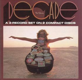 Neil Young - Decade (CD)