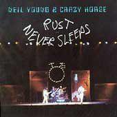 Neil Young - Rust Never Sleeps (CD)