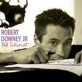 Robert Downey Jr - Futurist (CD)