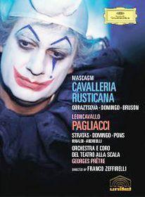 Cavalleria Rusticana - Mascagni / Pagliacci - Leoncavallo - (Import DVD)