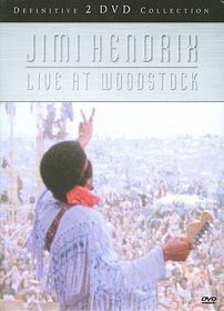 Live at Woodstock - (Region 1 Import DVD)