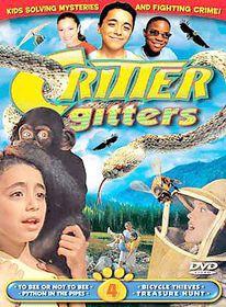 Critter Gitters Vol.4 (4 Episodes) - (Region 1 Import DVD)