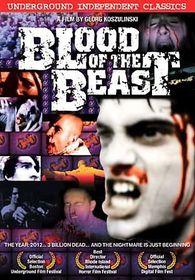 Blood of the Beast - (Region 1 Import DVD)