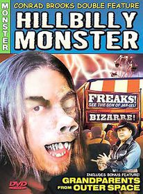 Hillbilly Monster (Son Of Jan-Gel) & Grandparents From Outer Space - (Region 1 Import DVD)