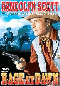 Rage at Dawn - (Region 1 Import DVD)