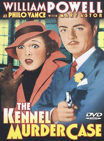 Kennel Murder Case - (Region 1 Import DVD)