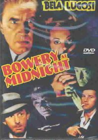 Bowery at Midnight - (Region 1 Import DVD)