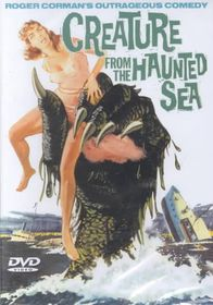 Creature from the Haunted Sea - (Region 1 Import DVD)