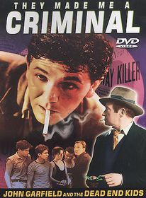 They Made Me a Criminal - (Region 1 Import DVD)