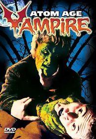 Atom Age Vampire - (Region 1 Import DVD)