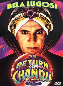 Return of Chandu Volume One - (Region 1 Import DVD)