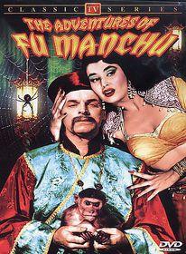 Adventures of Fu Manchu - (Region 1 Import DVD)