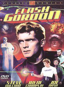 Flash Gordon - Classic TV Series - (Region 1 Import DVD)