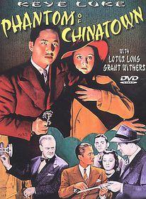 Phantom of Chinatown - (Region 1 Import DVD)