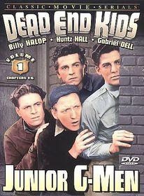 Dead End Kids:Junior G-Men Volume 1 - (Region 1 Import DVD)