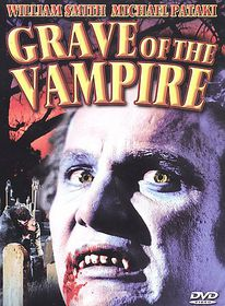 Grave of the Vampire - (Region 1 Import DVD)