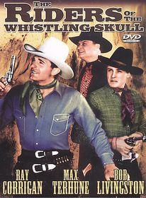 Riders of the Whistling Skull - (Region 1 Import DVD)