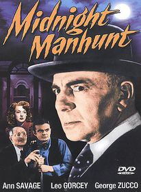 Midnight Manhunt - (Region 1 Import DVD)