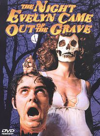 Night Evelyn Came out of the Grave - (Region 1 Import DVD)