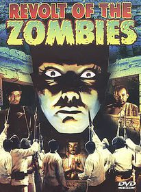 Revolt of the Zombies - (Region 1 Import DVD)