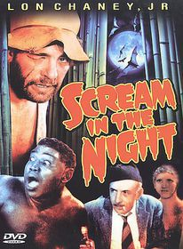 Scream in the Night - (Region 1 Import DVD)
