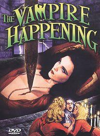 Vampire Happening - (Region 1 Import DVD)