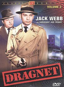 Dragnet - Volume 2 - (Region 1 Import DVD)