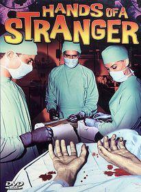 Hands of a Stranger - (Region 1 Import DVD)