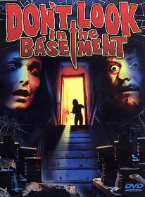 Don't Look in the Basement - (Region 1 Import DVD)
