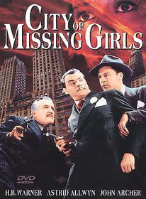City of Missing Girls - (Region 1 Import DVD)