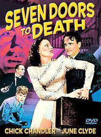 Seven Doors to Death - (Region 1 Import DVD)