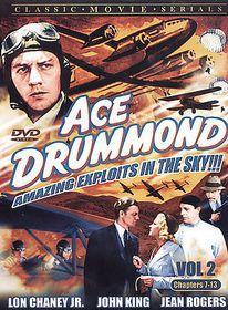 Ace Drummond - Vol. 2 - (Region 1 Import DVD)
