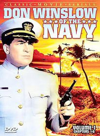 Don Winslow Of The Navy Volume 1 (Chapters 1-6) - (Region 1 Import DVD)